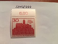 Buy Germany Wartburg 450 years reformation mnh 1967