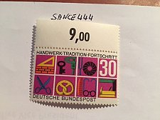 Buy Germany Handicrafts mnh 1968
