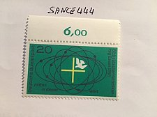 Buy Germany Catholic day mnh 1968