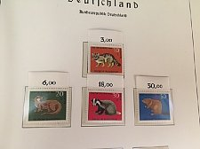 Buy Germany Youth Animals mnh 1968
