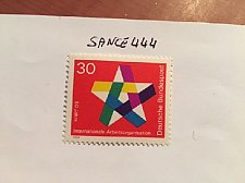 Buy Germany 50 years I.L.O. mnh 1969