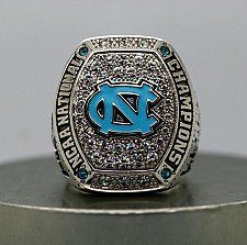 Buy 2017 North Carolina Tar Heels NCAA National Basketball Championship Ring 8-14 Size