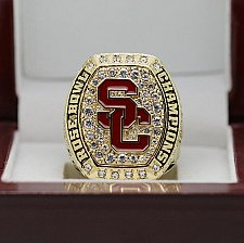 Buy NCAA 2017 USC University of Southern California Rose Bowl Championship Ring 8-14Size