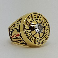 Buy 1975 Golden State Warriors NBA Basketball Championship ring Size 8-14 Solid Back Gift
