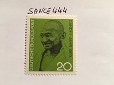 Buy Germany Mahatma Gandhi mnh 1969