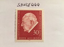Buy Germany Pope John XXIII mnh 1969