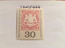 Buy Germany Philatelists day mnh 1969