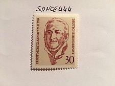Buy Germany Ernest Moritz Arndt 1v mnh 1969