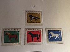 Buy Germany Youth Horses mnh 1969
