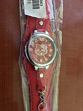 Buy Hello Kitty beautiful new watch FREE SHIPPING