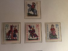 Buy Germany Youth Medieval scenes mnh 1970