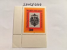 Buy Germany German empire mnh 1971