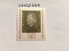 Buy Germany Friedrich Ebert mnh 1971