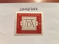 Buy Germany Albrecht Durer mnh 1971