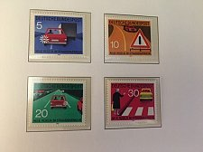 Buy Germany New traffic rules 4v mnh 1971