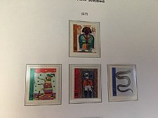 Buy Germany Youth Children drawings mnh 1971