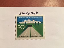 Buy Germany Baltic sea canal mnh 1970