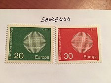 Buy Germany Europa 1970 mnh #2
