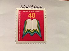 Buy Germany International year of the book mnh 1972