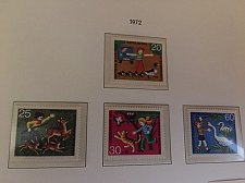 Buy Germany Child welfare Animals mnh 1972