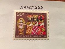 Buy Germany Christmas mnh 1972