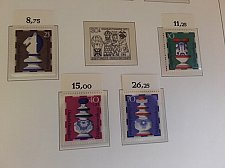 Buy Germany Welfare Chess mnh 1972