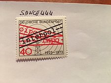 Buy Germany Interpol mnh 1973