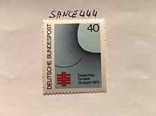 Buy Germany Gymnastics festival mnh 1973