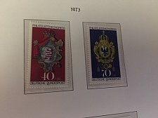 Buy Germany Philatelists congress mnh 1973