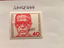 Buy Germany M. Kolbe mnh 1973