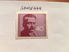 Buy Germany Otto Wels mnh 1973