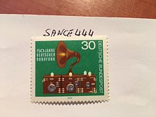 Buy Germany Radio mnh 1973