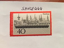 Buy Germany Hamburg mnh 1973