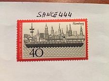Buy Germany Hamburg mnh 1973