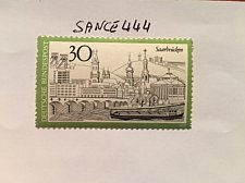 Buy Germany Saarbruecken mnh 1973