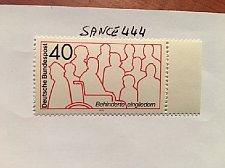 Buy Germany Rehabilitation mnh 1974
