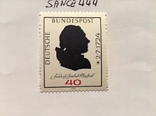 Buy Germany Friedrich Gottlieb mnh 1974