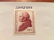 Buy Germany Immanuel Kant mnh 1974