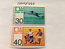 Buy Germany Football World Cup mnh 1974