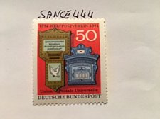 Buy Germany World Postal Union UPU mnh 1974