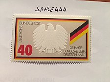 Buy Germany 25 years Republic mnh 1974