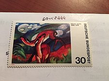 Buy Germany Paintings Franz Marc mnh 1974