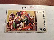Buy Germany Painting Max Beckmann mnh 1974