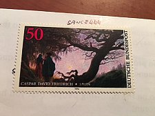 Buy Germany Painting Caspar Friedrich mnh 1974