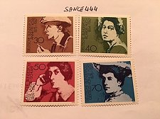 Buy Germany Famous Women mnh 1975