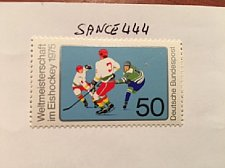 Buy Germany Ice Hockey World Cup mnh 1975