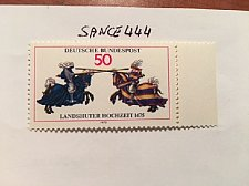 Buy Germany Landshut wedding mnh 1975
