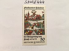 Buy Germany Siege of Neuss mnh 1975