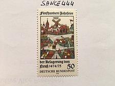 Buy Germany Siege of Neuss mnh 1975
