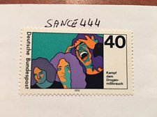 Buy Germany Anti drugs campaign mnh 1975